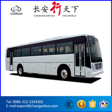 CHANGAN SC6108 11 meter city bus for sale not hyundai county bus