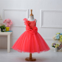 China Alibaba wholesale casual summer tutu girls red