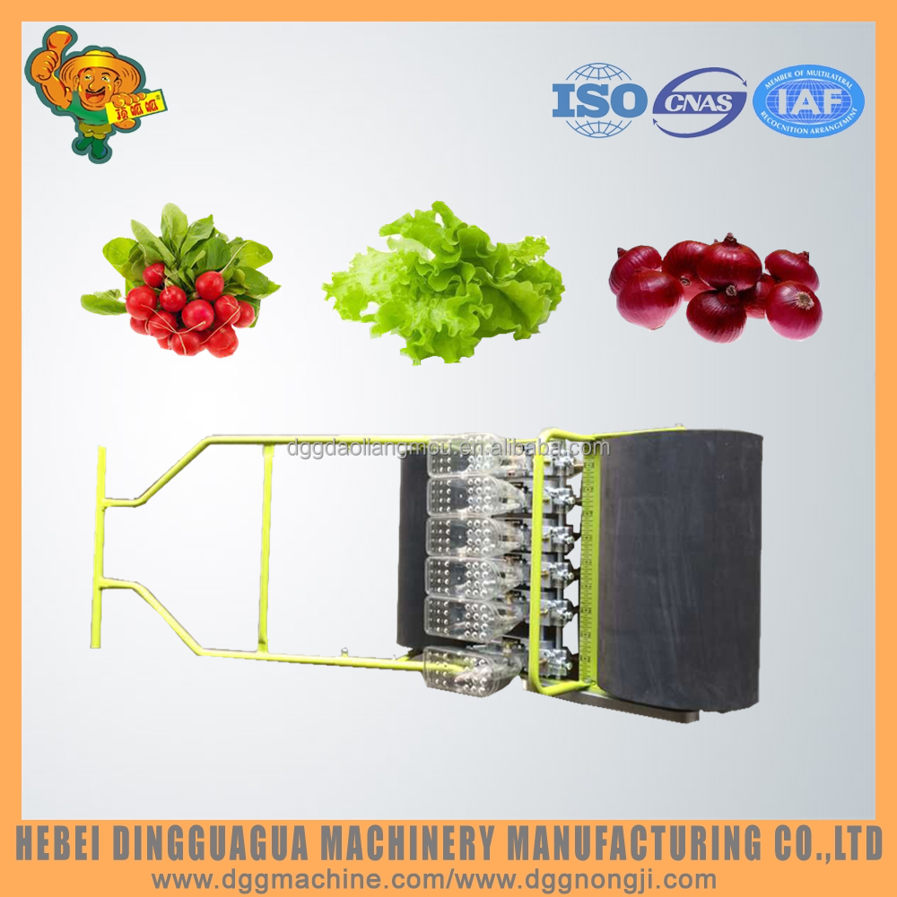Precise seeding machine small manual seed drill for vegetables onion carrot