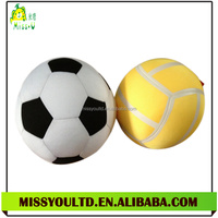 Mini Plush Bubble Soccer Ball Toy