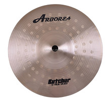 8' Splash perfect small cymbal for drum set from ARBOREA