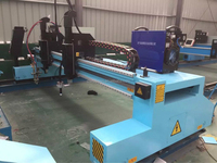 CNC Gantry Type plasma cutter for metal cutting