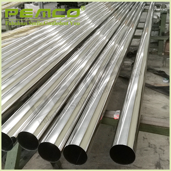 Price Of Decorative Welded Mirror Polish Round 316 Stainless Steel Tube