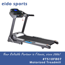 compact ac power motorized treadmill distributor guangdong