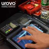 i9300Tablet POS terminal with printer