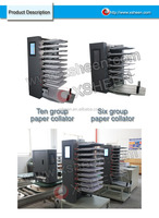 best selling paper collating machine