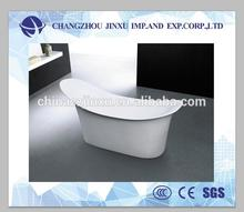 Golden manufacturer Nantong Medical clawfoot corner bathtubs with easy release strap