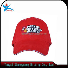Custom red baseball caps and <strong>hat</strong> manufacturer factory for promotion