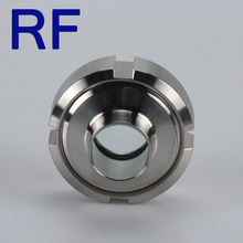 RF Sanitay Welded Union Oil Level Sight Glass