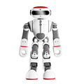 Presale 2017 WLtoys F8 Dobi Intelligent Humanoid Robot Voice Control RC Robot with Dance/Paint/Yoga/Tell Stories RC Toy Model