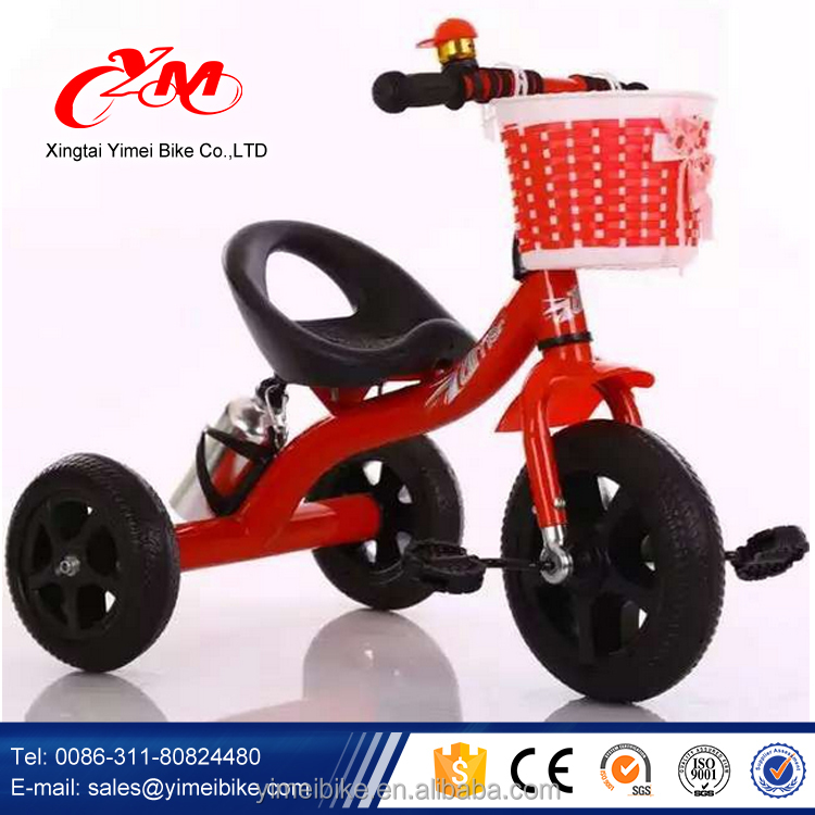 More popular with simple child trike/new model kids tricycle for mini baby/best price alittle baby tricycle