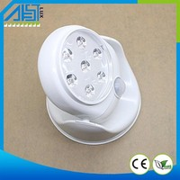 7 LEDs Infrared Motion Activated Sensor