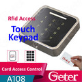 Metal Standalone RFID Access Controller JTL A108