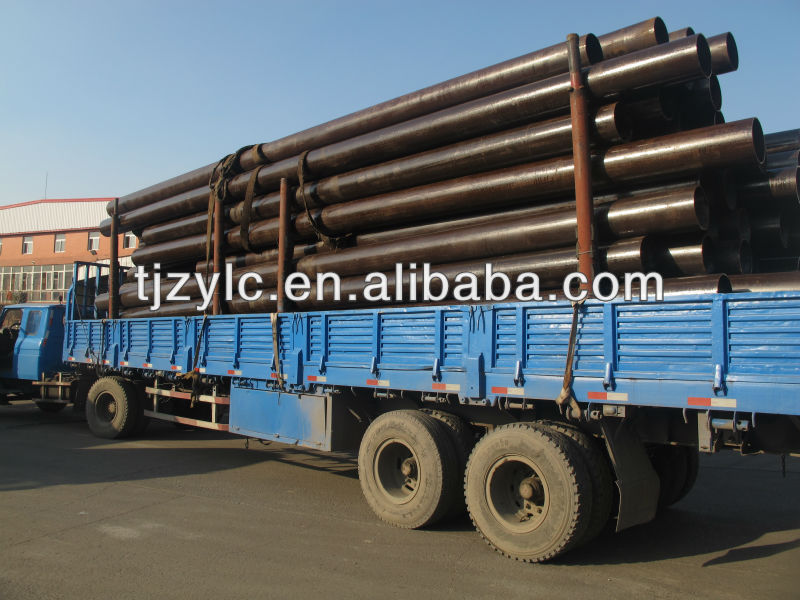 ASTM A335 p12 sch 40 / 80 seamless steel pipe