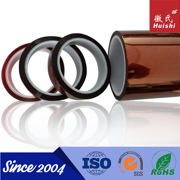 High Temperature Resistance Polyimide Film Tape Silicone Polyimide Tape