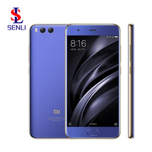 Original Xiaomi Mi6 Mi 6 6GB 64GB Mobile Phone Snapdragon 835 Octa Core 5.15 Inch 12.0MP 3350mAh