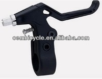 2 Finger Plastic Bicycle Brake Lever For Kids Bike