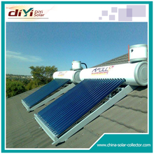 CE and Other approved nonpressure solar boilers