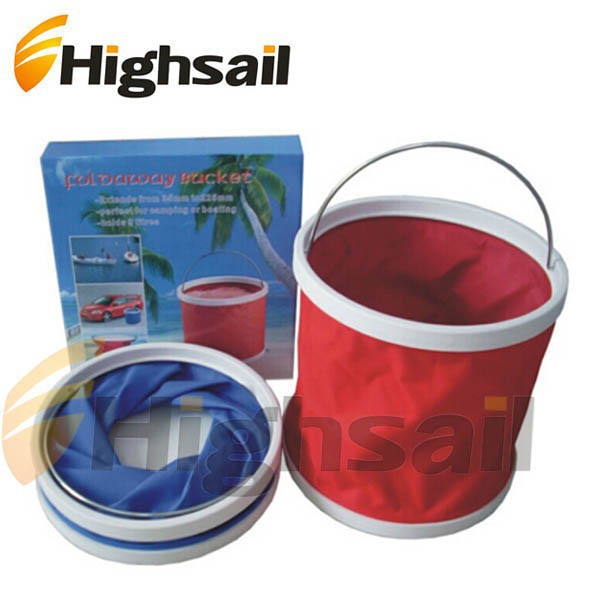 5 Gallon Foldable Water Bucket
