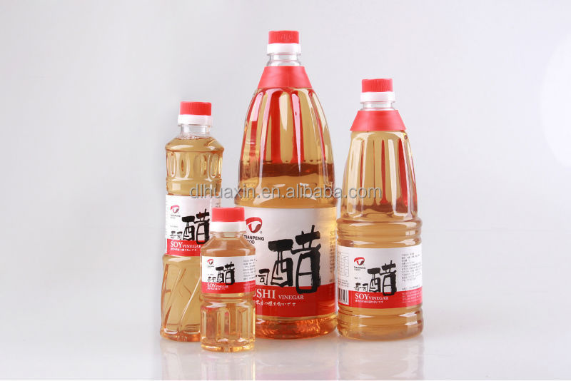 Top grade sushi vinegar with good taste