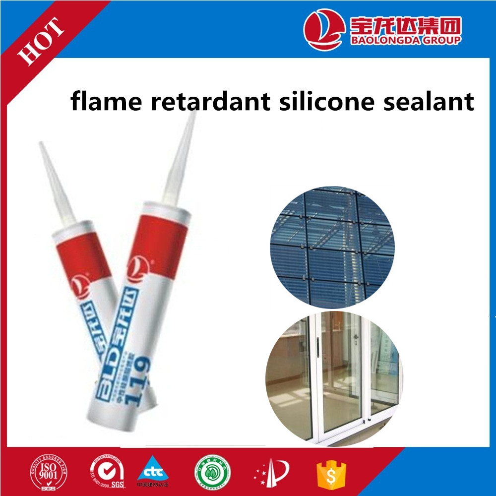 Silicone Bonding Adhesive Liquid Waterproof Sealant BLD119