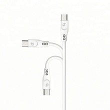 Guangzhou USB line phone charger data cable Braided Type <strong>C</strong> USB Fast Charging 2.1A USB Data Cable for Smartphone