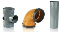 uPVC Pipes and Fittings - DRAINAGE / HIGH PRESSURE / PP COMPRESSION