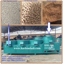 NPK organic compound fertilizer making machine