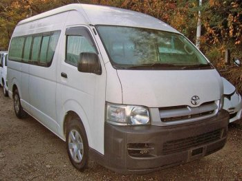2005 TOYOTA Regiusace Van DX /KDH220K/ Used Car From Japan (504760-2009)