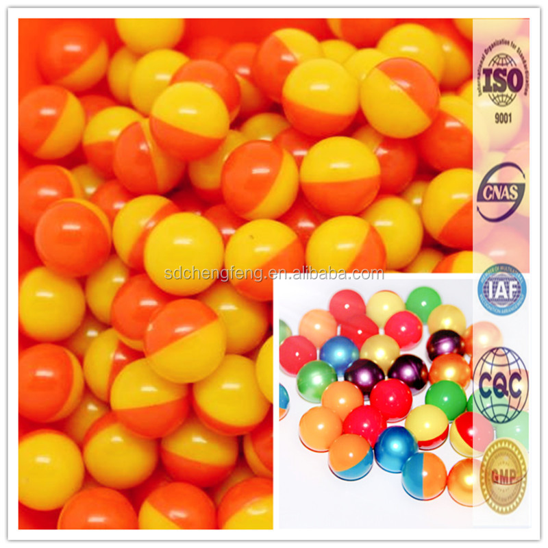 High quality & best price 0.68 paintballs for shooting gun