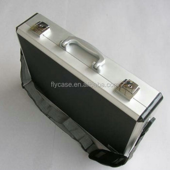 aluminum tool briefcase in aluminum cases for storage with high quality