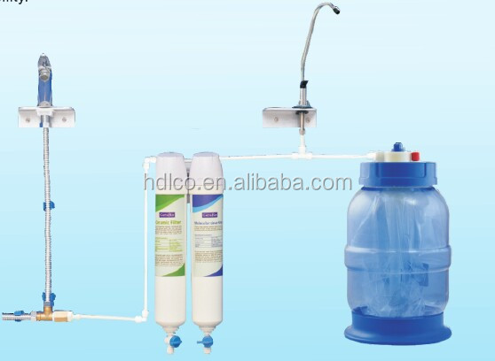 China factory faucet-mounted ceramic candles water filtration