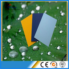 building material factory 5mm Nano Aluminum composite panel price ACP/ACM for wall decoration