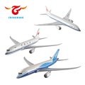 newly designed good workmanship diecast model aircraft from china