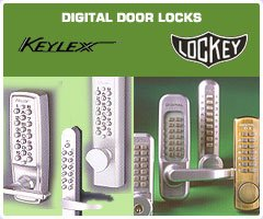 LOCKEY Digital door lock