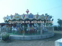 amusement park carousel horses for sale