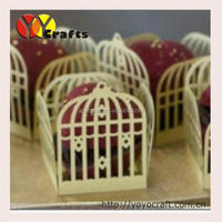 Laser cut chocolate candy box paper candy bag,small chocolcate box wholesale