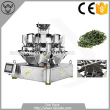 Mini 10 heads Weigher 0.5L Bucket Small Food Tea precision weight packing machine