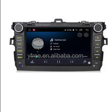 for toyota corolla 2004 2006 car dvd gps navigation 2014 2016 touch screen player android auto radio central multimedia 2 din