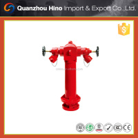 ductile iron BS pillar fire hydrant pump