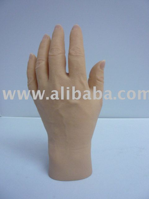 Regal Model 103 Silicone Cosmetic Hand glove