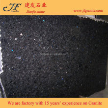 Mystic Shiny Blue In The Night Granite Slabs On Sale