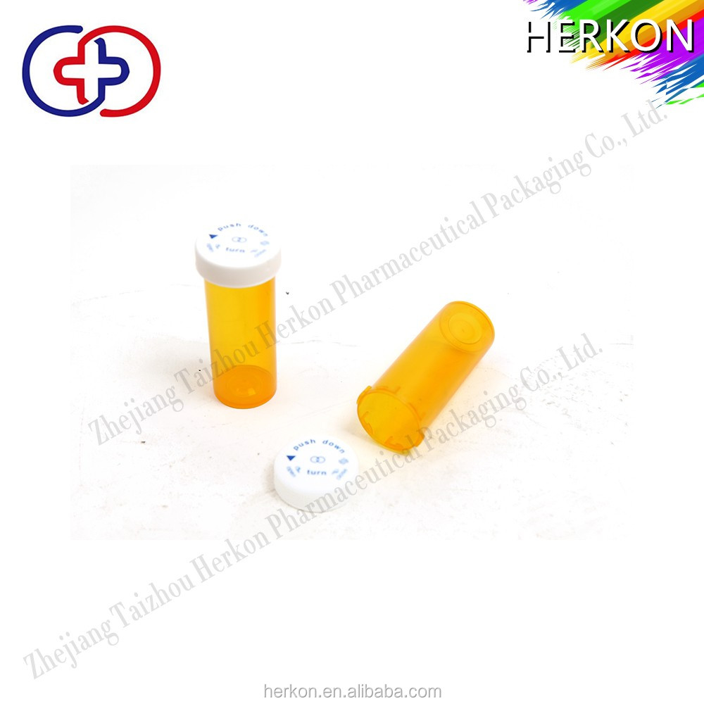 Made in China little bottle 40ml small plastic vials for sale