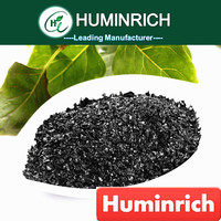 Huminrich Plant Feeds Improving Soil Quality Shiny Flakes Potassium Humate Soluble Fertilizer