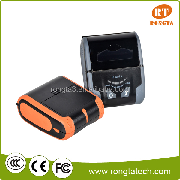 USB and Bluetooth 80mm mobile Thermal Portable Printer RPP300...