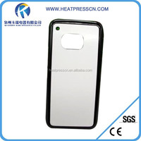 Factory directly 2D sublimation phone case for HTC M9