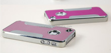 Luxury Metal Aluminum Matte Hard Cover Metal Case for iPhone5