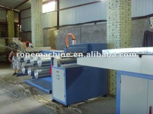 HDPE pp tear film machine/Plastic film extruder for baler twine