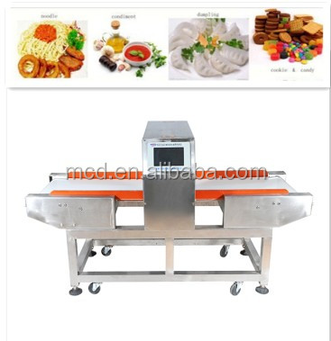 High Professional Food Metal Detector For Detecting The Metal Chips Inside The Food MCD-F500QE