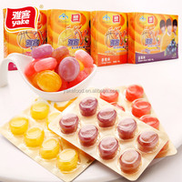 Yake vitamin founctional sweet hard candy